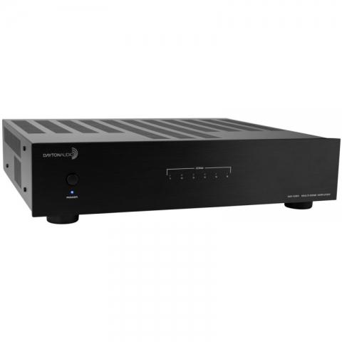 dayton audio multizone amplifier